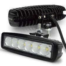 12 Volt Led Automotive Flood Lights 12 Volt 18w Led Work Light Bar Lamp 12v Led Tractor Work