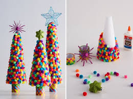 Christmas Tree Ornament Kits  Christmas Lights DecorationFoam Christmas Tree Crafts
