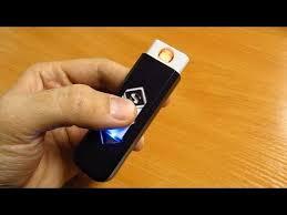Электронная USB <b>зажигалка</b> из Китая, Aliexpress. - YouTube