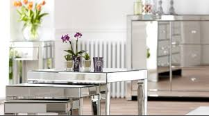 mirrored furniture. PLain Mirrored Furniture E