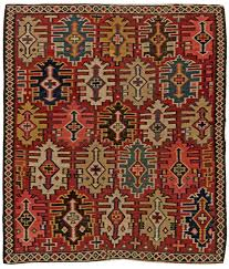 vintage turkish kilim rug bb6268