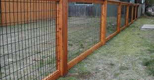 Cable Rail Riverside Fence Wood And Wire Fence Wood Wood Wood Wire