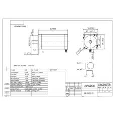 stepper motor nema23 23hs9430 (57bygh) 425oz 8 Wire Stepper Motor Wiring Nema 23 Stepper Motor Wiring Diagram #45