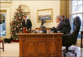 george bush oval office. President George W. Bush Calls Barney To The Oval Office, Friday, Dec. George Bush Oval Office C