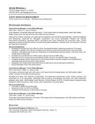 example of a good hospitality resume   resume and cover letter    example of a good hospitality resume resume examples free example resumes and resume templates top pick