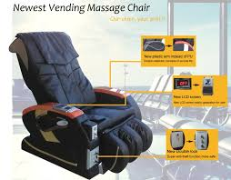 Massage Chair Vending Machine Business Adorable Wonderful Vending Massage Chairs With Vending Massage Chair Malaysia