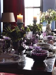 ... Fetching Images Of Purple Table Setting Decoration Design Ideas : Cool  Picture Of Wedding Purple Table ...