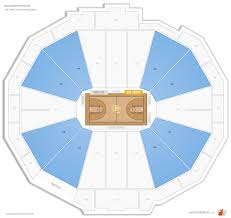 Georgia Tech Basketball Stadium Seating Chart Mccamish Pavilion Georgia Tech Seating Guide