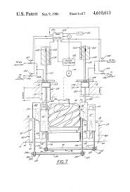 patent us4610613 control means for gas compressor having dual patent drawing