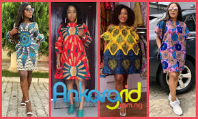 Ankara Shorts Designs For Ladies Perfect Ankara Short Gowns For Boss Ladies Ankaragrid