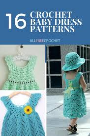 Baby Patterns Extraordinary 48 Adorable Crochet Baby Dress Patterns Free AllFreeCrochet