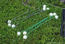 diy ladder golf game created by sewwoodsy com diy summer