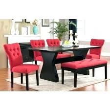red dining room set red dining table set red dining table and chairs red dining room