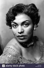 MURIEL SMITH US mezzo-soprano singer (1923-1985 Stock Photo - Alamy
