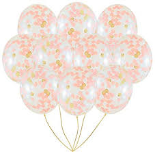 Amazon.com: XADP <b>18 Inch</b> Large Balloons-<b>10 Pieces</b> Rose Gold ...