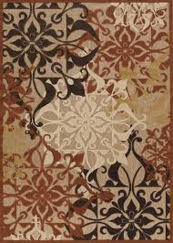 urbane collection by couristan gatesby tan terracotta 5714 0136 urbane outdoor rug by couristan