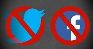 نتيجة بحث الصور عن تويتر وفيسبوك