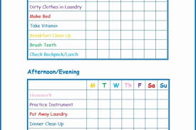 Daily Homeschool Schedule Template Homeschool Daily Schedule Template Simple Writing Templates
