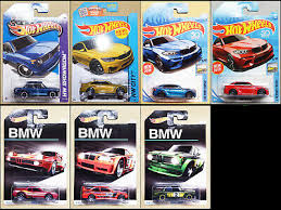 hot wheels bmw series pick your car s