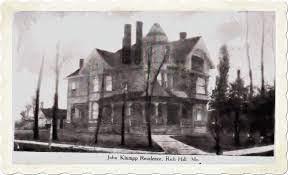 Rich Hill Missouri History: Klumpp ...