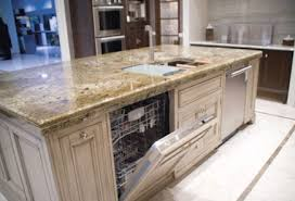 Kitchen Island With Sink And Dishwasher Ideas