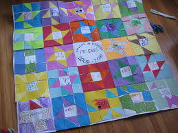 Neat activity for each child to make a portion of the paper quilt ... & Neat activity for each child to make a portion of the paper quilt. Hang in  classroom to show class unity. Adamdwight.com