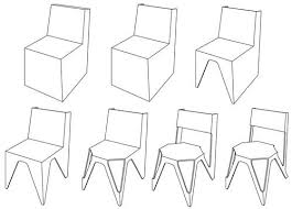Chair Design Drawing Drawings By Laila Said Chair Design Drawing S