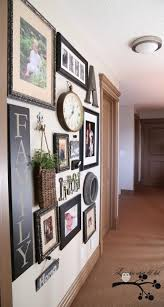 Integrate Different Elements in Your Hallway Gallery
