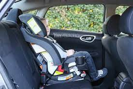 slim car seat for travel graco slimfit