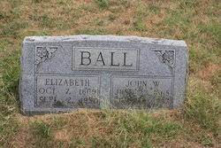 John Wesley Ball (1865-1937) - Find A Grave Memorial