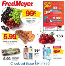 the new fred meyer ad starts today wednesday august 1st and runs through tuesday august 7th as always make sure to check out fred meyer s e s