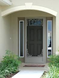wooden front door with storm door. Modren Door Screen Front Door Doors Wonderful Screens Home  Depot Grey White Wall Inside Wooden Front Door With Storm