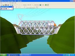 West Point Bridge Designer Best Design Jkcad Westpointbridgedesign