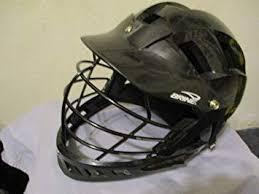 Amazon Com Brine Triad St2 Lacrosse Helmet Black