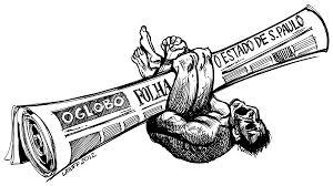 Resultado de imagem para ditadura militar folha de sao paulo imagens