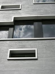 Strukturputz Silber Edges Faces Putz Fassade Fassade