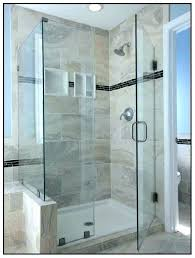 x shower pan full image for base tile cast iron ideas wall 36 60 left drain