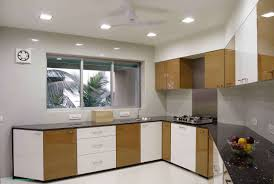 lovely interior design for small kitchen in india