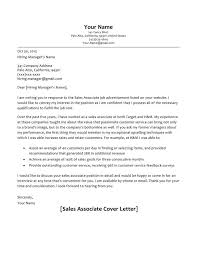 Customer Service Cover Letter 66 Cover Letter Samples And Correct Format To Write It