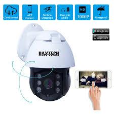 <b>DAYTECH</b> Outdoor <b>Wifi IP</b> Camera 1080P Home CCTV Night Vision ...