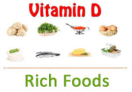 Vitamin D Food Chart Top 20 Vitamin D Rich Foods That You Should Include In Your Diet