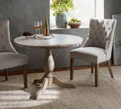 alexandra round table pottery barn au alexandra furniture village media table large size