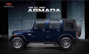 new car launches by mahindraAll New Mahindra Armada Imagined to relaunch in 2018