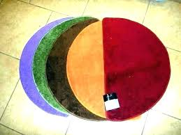 small circle rugs full size of white bathroom rug round bath excellent fl by mats furniture small circle rugs