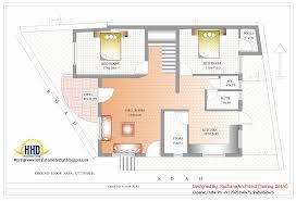 indian home design plans with photos india house plan ground floor plan 2435 sq ft