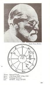Sigmund Freud Chart Sigmund Freud Astrology Chart Capricornonevintage Flickr
