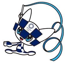 Resultado de imagen para rhythmic gymnastics tokio 2020