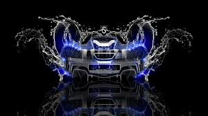mclaren p1 back water car
