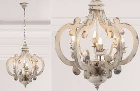 distressed wood chandelier french country distressed white wood chandelier pendant light