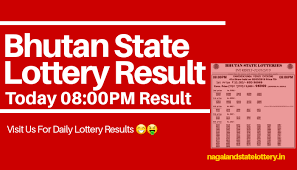 Bhutan Lottery Result 13 12 19 Today 8 Pm Bhutan State Lottery